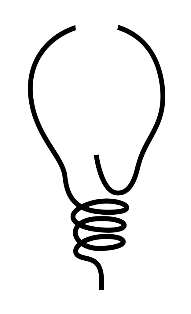 ניצוץ - אסטרטגיה פרסום ושיווק לעסקים- איקון מנורה